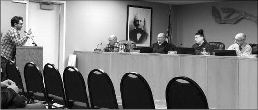Prescott city council cool to request for last liquor license, matter sent back to committee
