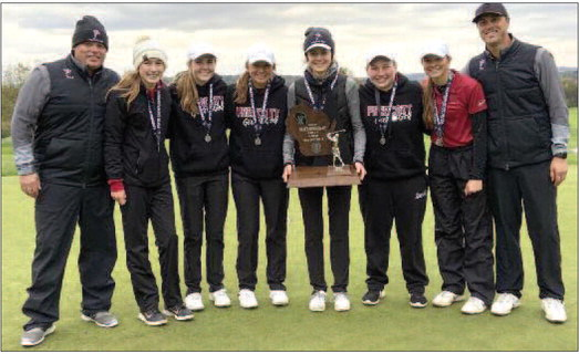 Lofty Goals, High Expectations  for 2020 Cardinal Golfers