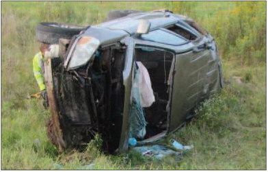 Life Link dispatched to Beldenville rollover