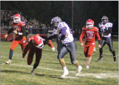 Ellsworth stays perfect at Amery, returns home to face Baldwin