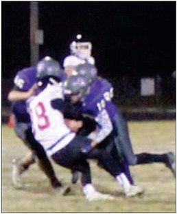 Ellsworth hopes to put finishing touch on perfect football season this week
