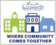 Ellsworth Library fundraising one-third of the way to its goal