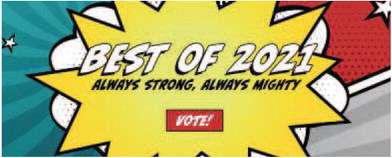 Nominate and vote for the Best of Ellsworth