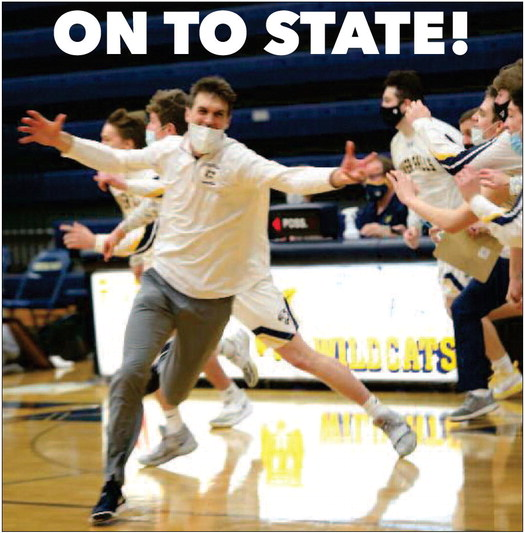 ON TO STATE!