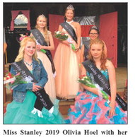 Contestants sought  for Miss Stanley  2021 Contest