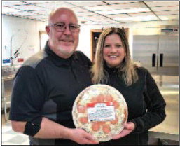 Love at first slice:  Mama K's Frozen Pizza  aims to please