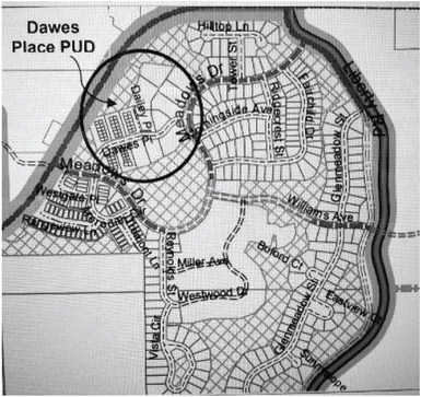 Dawes Place next  development  phase moves  forward in RF