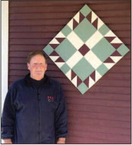 Barn quilts blaze trails through rural areas