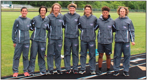Ellsworth relays seeded second into state finals