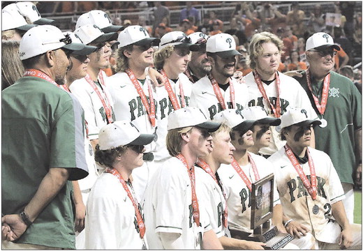 Historic Park baseball season ends with second-place finish