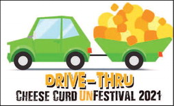 Drive-thru Cheese Curd unFest  a huge boost to community