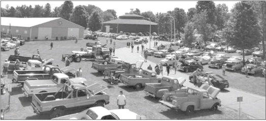 Beldenville Old  Car Club Show  returns this  weekend