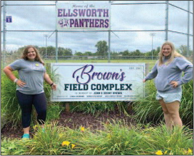 EHS students aim to bring  playground to Brown's Field