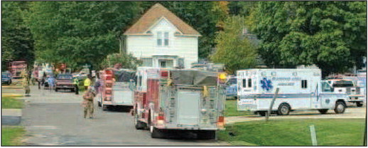 SV family loses three pets in house fire