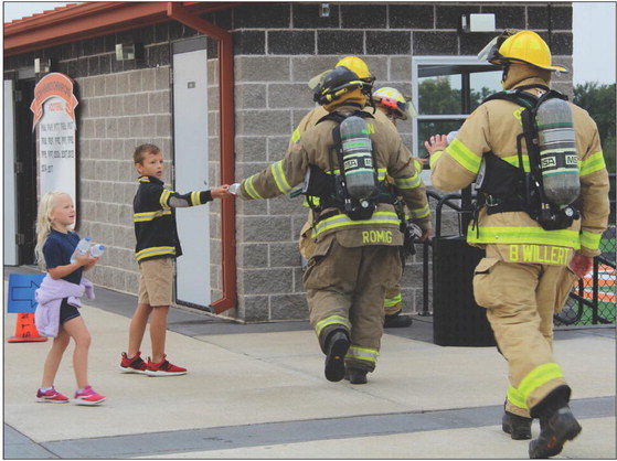 9/11 Memorial Stair Climb sees area participation